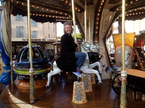 Carousel St Remy de Provence copy